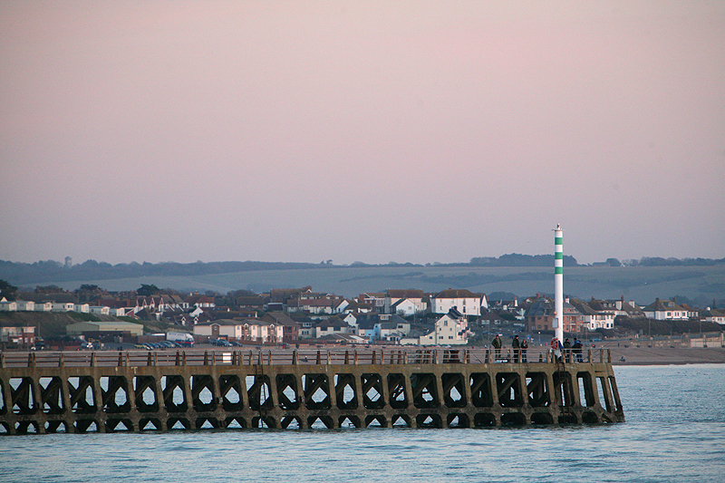 Newhaven East Pier