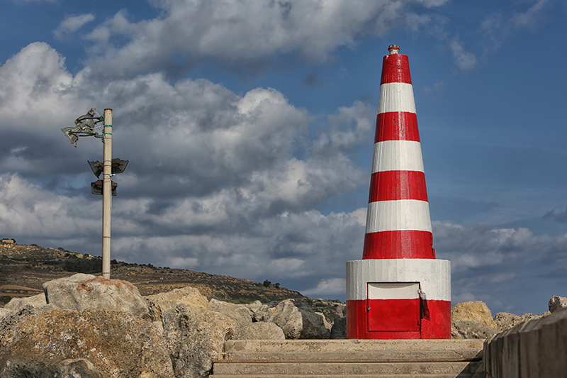 Port Ta L-Imġarr Main Breakwater